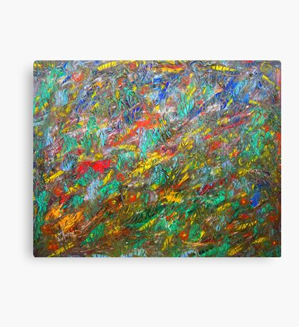 """""""Miniatures Within The Whole"""" Canvas Print"""