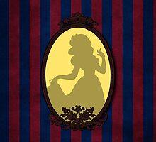 Vintage Snow White by Gilove2dance