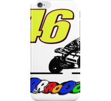 vroom iPhone Case/Skin
