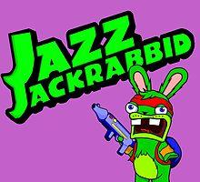 JAZZ JACKRABBID by catdinosaur