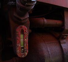 fuel gauge by StoneAge