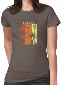 Endless Summer Womens Fitted T-Shirt