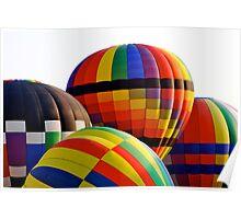 A Bunch o' Balloons Poster