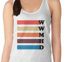 What Would Mariska Hargitay Do? Women's Tank Top