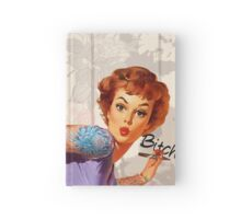 Redhead Pin-up Hardcover Journal