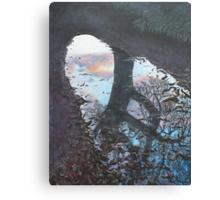 God's Mirror Canvas Print