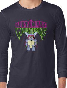 ULTIMATE WARTORTLE VERSION 2! Long Sleeve T-Shirt