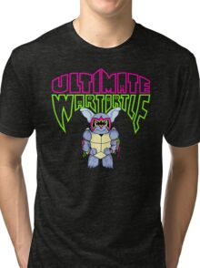 ULTIMATE WARTORTLE VERSION 2! Tri-blend T-Shirt