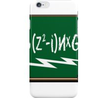 bazinga iPhone Case/Skin