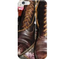 High Top Shoes iPhone Case/Skin