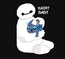 Bay-max holding Stitch T-Shirt