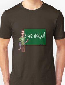 baz sheldon Unisex T-Shirt