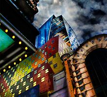 SkyScraping • NYNY by Ted Byrne