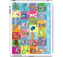 The Animal Alphabet iPad Case/Skin