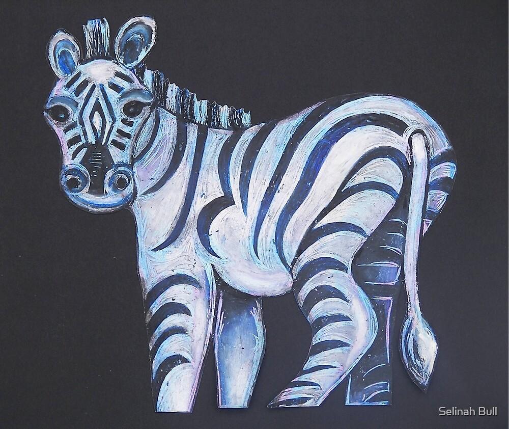 Zebra by Selinah Bull