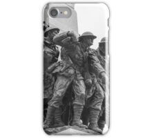Canada's National War Memorial in Ottawa, Canada iPhone Case/Skin