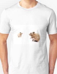 Hamster Hi Five. T-Shirt