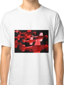 catch the red eye Classic T-Shirt