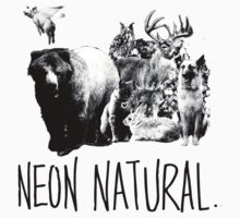 Neon Animals by neonnatural