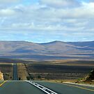 Karoo Panorama by Antionette