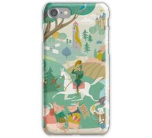 The Land of Enchantment iPhone Case/Skin
