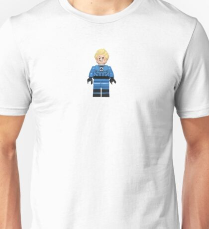 LEGO Johnny Storm / Human Torch Unisex T-Shirt