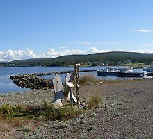 Cape Breton, Nova Scotia by Marika Siegenthaler