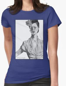 1940's Model (with background) T-Shirt