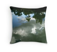 heaven below. iii Throw Pillow