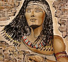 cleopatra's anger by RanaMKing