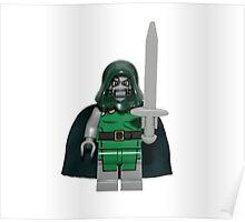LEGO Doctor Doom Poster