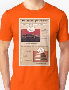 Glengarry Glen Ross Sales Poster T-Shirt