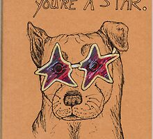 Truffles, You're a Star by boceto