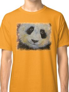 Panda Smile Classic T-Shirt