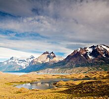 Patagonia by Janette Rodgers