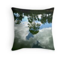 heaven below. iv Throw Pillow