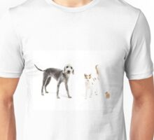 Pet Family Unisex T-Shirt
