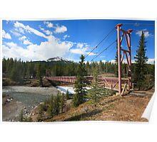 Long bridge Poster
