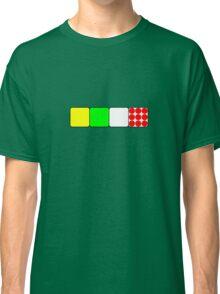 Tour De France Jerseys Alt 1 Green Classic T-Shirt