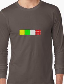 Tour De France Jerseys Alt 1 Green Long Sleeve T-Shirt