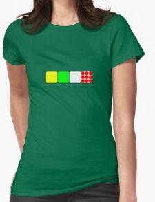 Tour De France Jerseys Alt 1 Green Womens Fitted T-Shirt