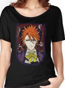 Joker - Noah's Ark Circus - Black Butler Fan Art Women's Relaxed Fit T-Shirt
