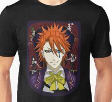 Joker - Noah's Ark Circus - Black Butler Fan Art Unisex T-Shirt