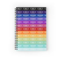 Smoke And Mirrors  Spiral Notebook