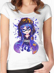 Splatoon: Inkshot Women's Fitted Scoop T-Shirt