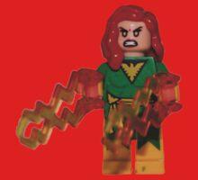LEGO Jean Grey One Piece - Short Sleeve