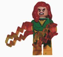 LEGO Jean Grey One Piece - Long Sleeve