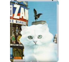 Piccadilly Kitty iPad Case/Skin