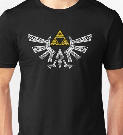 Zelda - Hyrule doodle Unisex T-Shirt