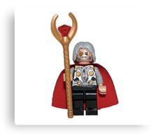 LEGO Odin Canvas Print
